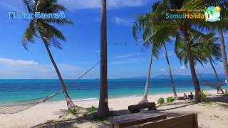 Relax video - Koh Samui, Thailand - 4K video Amazing beach