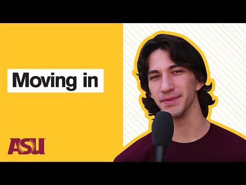 You Asked: What's college move-in like at Arizona State University?