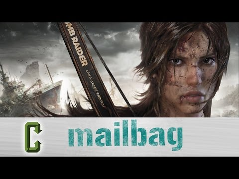 Is Tomb Raider The Last Hope For Video Game Movies? - Collider Mail Bag