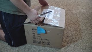 American Bass XFL15 Subwoofer Unboxing!  System Updates
