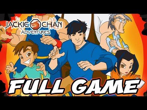 Jackie Chan Adventures FULL GAME Longplay Walkthrough (PS2)