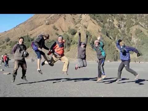 malang---bromo-//-drone-vlog-video-//-dji-spark-drone-footage
