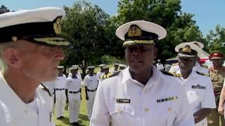 Danmark giver maritimt udstyr til Kenyas flåde