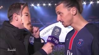 Zlatan Ibrahimovic ● Funny Moments ●