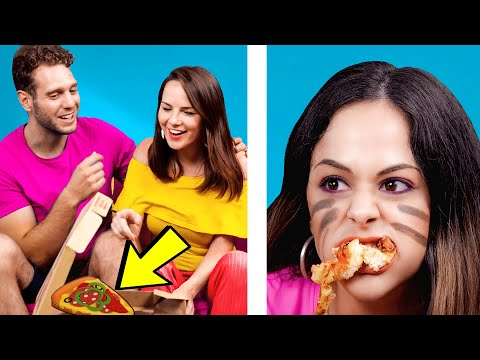 WHEN YOUR BESTIE IS CRAZY. Embarrassing friend || Relatable comedy 5-Minute FUN