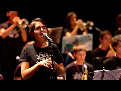 almost like being in love JOANA CASANOVA Sant Andreu Jazz Band  & Luigi Grasso & Enrique Oliver