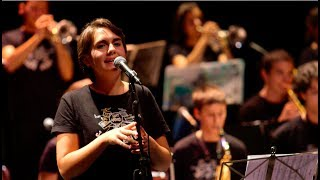 Gambar cover almost like being in love JOANA CASANOVA Sant Andreu Jazz Band  & Luigi Grasso & Enrique Oliver