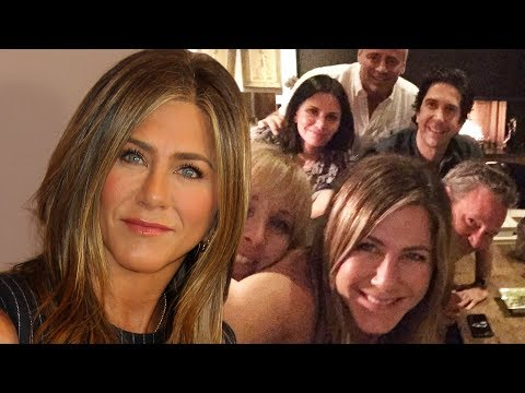 Jennifer Aniston Officially Joins Instagram & Then BREAKS It