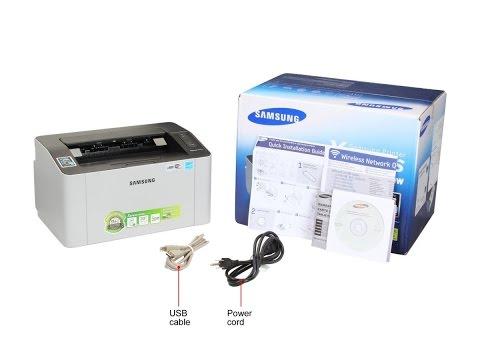 Nueva Forma de imprimir con la Impresora Xpress SAMSUNG Wifi M2020W