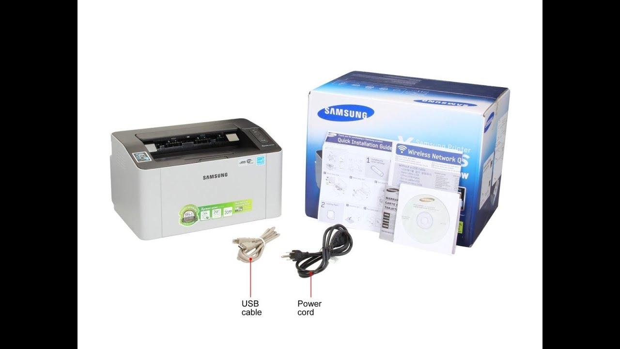 Nueva Forma De Imprimir Con La Impresora Xpress SAMSUNG
