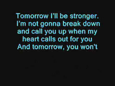 Tomorrow by Chris Young