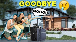 SAYING GOODBYE TO OUR HOME..FOREVER!!! 💔 | The Royalty Family