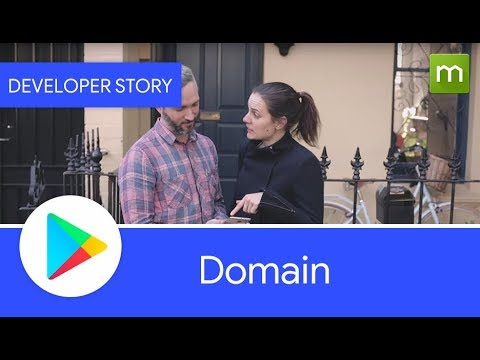 Android Developer Story: Domain increases...