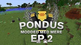 I dag spiller vi på en privat Minecraft server! :D som kører en lid...
