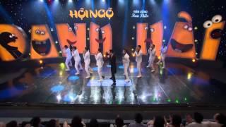 HỘI NGỘ DANH HÀI 2015 - TẬP 11 - GẠT ĐI NƯỚC MẮT - NOO (14/02/2015)