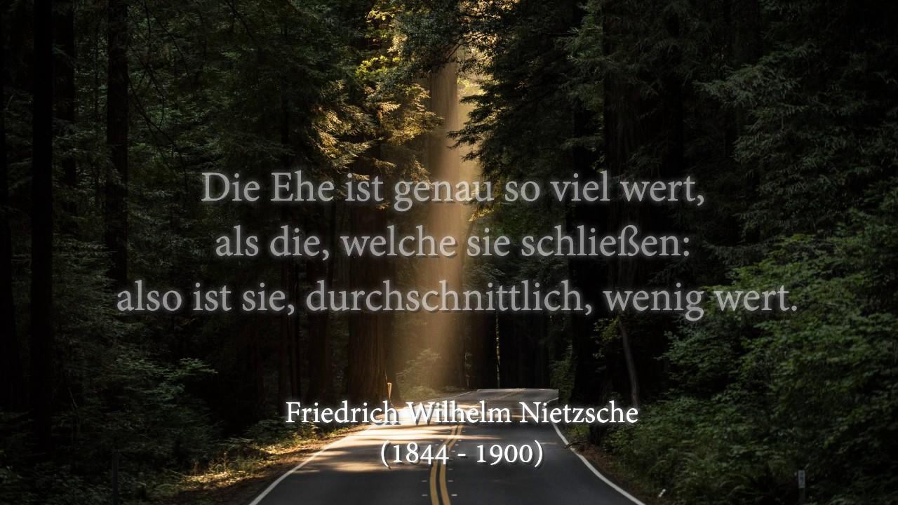 Friedrich Wilhelm Nietzsche Zitate Teil 2 Youtube
