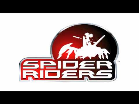 ~HIGH QUALITY~Spider Riders-English Opening Theme