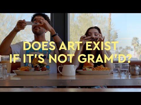 Desert X: Is All Modern Art Just for Instagram? (2017 Coachella Short) | dose.