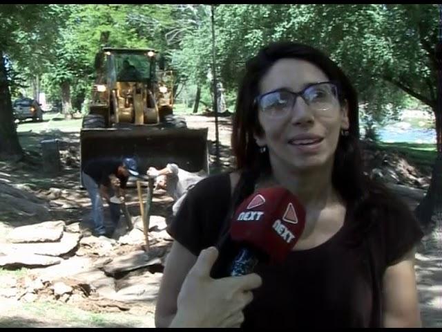 Comenzaron con la demolición de asadores en Sol y Río