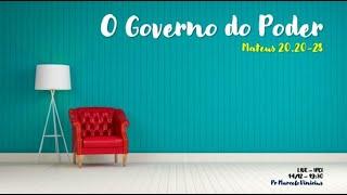 IP  Central de Itapeva - Live com Pr. Marcelo e Marquinhos - 14/12/2020
