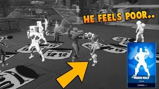 The Saddest & Craziest Moments You Didn't See During Marshmello Live Event *Fortnite Funny Moments*