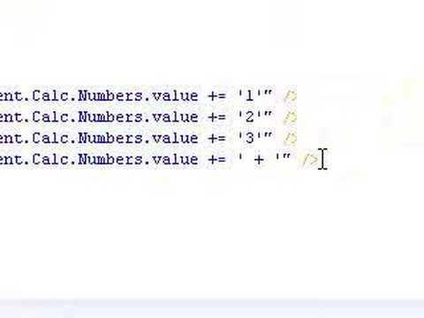 Javascript how to make a calculator youtube javascript how to make a calculator ccuart Gallery