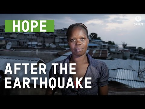 Stories of Hope - From Darkness in Haiti | Oxfam GB
