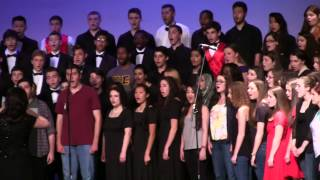 Spring Concert 2014: Combined Choirs & Alumni (Lord Bless & Keep You)