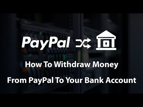 How long to transfer from paypal to bank account