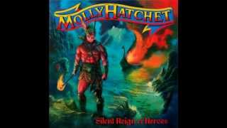 "MOLLY HATCHET "" Saddle Tramp """