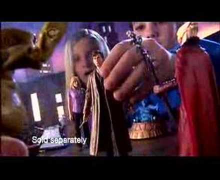 Doctor Who 2006 toy advert