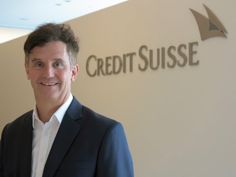 Insights into Credit Suisse's digital private banking strate