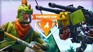 RUNNER VS GUNNER | Fornite Mini-Game (Fortnite Cup)