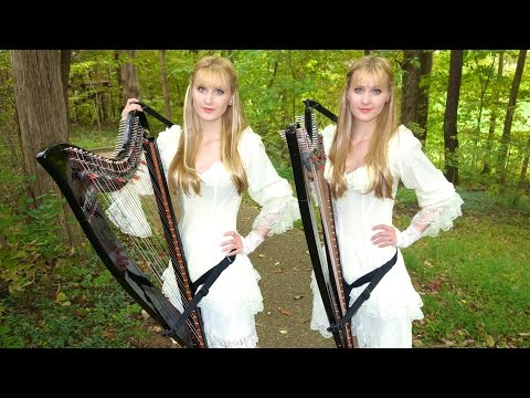 QUEENSRŸCHE  Silent Lucidity Harp Twins Camille and Kennerly HARP METAL