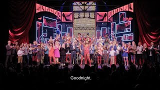 #KinkyBootsUK Final West End Curtain Call