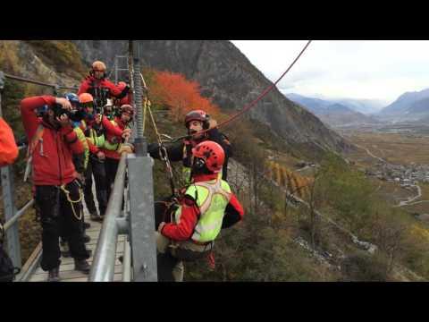 Cargo FXB Mountain guides Training  1