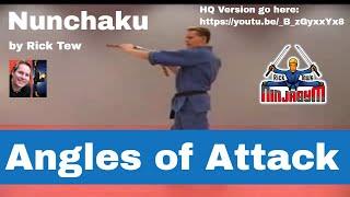 Rick Tew Nunchaku 14 Angles