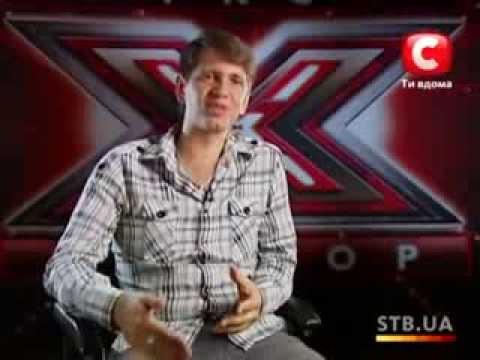 Видео, The X-factor Ukraine Season 1. Casting in Kharkov. part 2