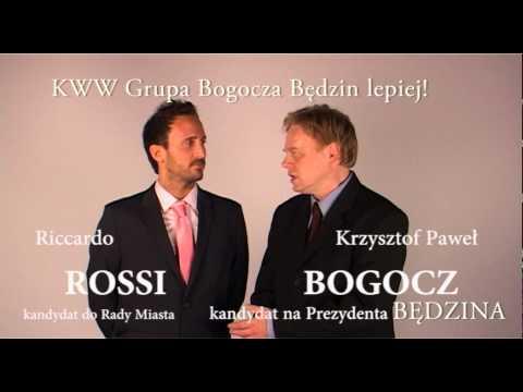 Będzin Lepiej! - Riccardo Rossi