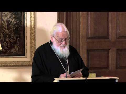 2015 FoMA Madingley Conference: Session 6: Metropolitan Kallistos (Ware) of Diokleia