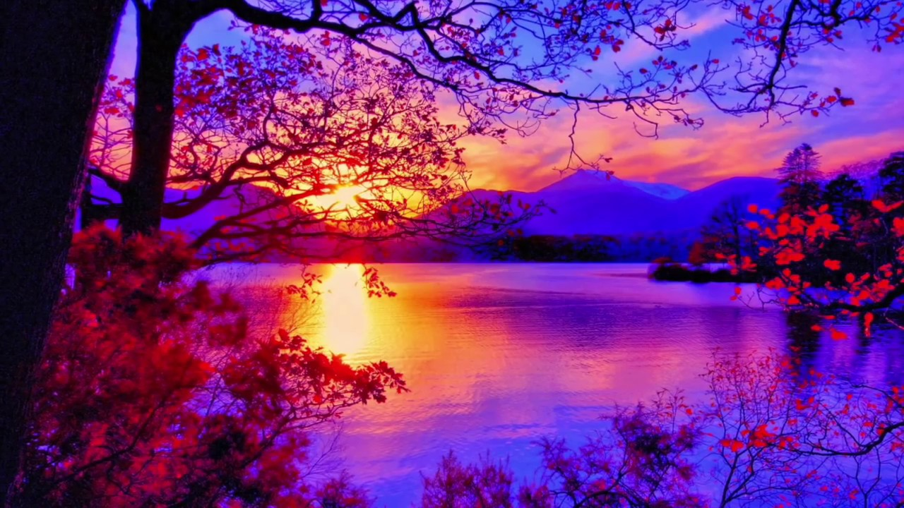 beautiful scenery jumpscare youtube