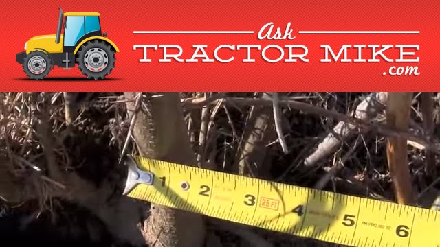 How Big a Brush Hog Do I Get? (3 things you need to look at to get a good  cutter for your tractor)