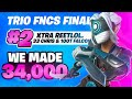 � 2ND IN TRIO FNCS � ($34,500)   XTRA REET