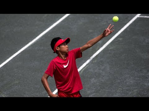 LIVE - USTA National Campus: Boys' 12s National Clay Championship Final