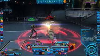 Swtor: KotFE -  Sith Warrior vs Arcann / Lana Kiss - Chapter 8