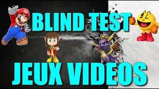 BLIND TEST JEUX VIDEOS :O