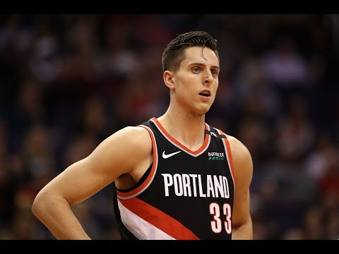 10 minutes and 12 seconds of Zach Collins blocking shots