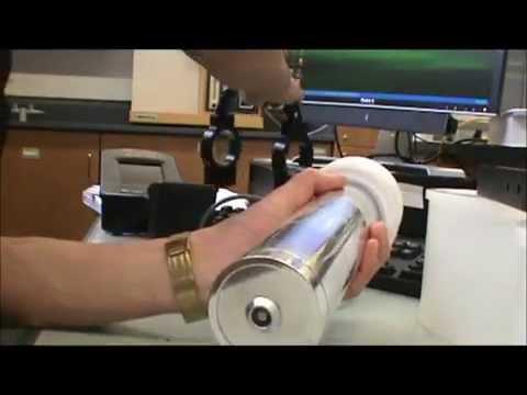 Shale Fracking Radiological Lab Testing at Duquesne University