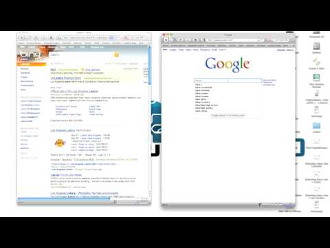 Microsoft Bing Vs. Google - Search Engine...