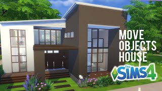 The Sims 4 Speed Build — Move Objects Family Home